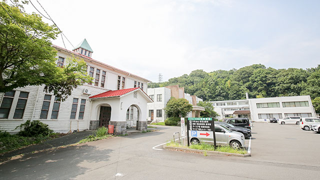 「国立病院機構箱根病院(神奈川県小田原市風祭412)」の画像検索結果