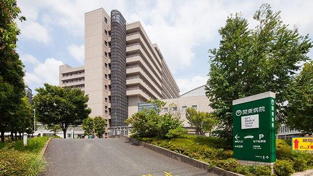 NTT東日本関東病院【品川区】の...