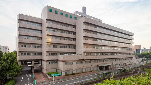 厚生 中央 病院 総合病院 厚生中央病院(東京都目黒区)【QLife病院検索】